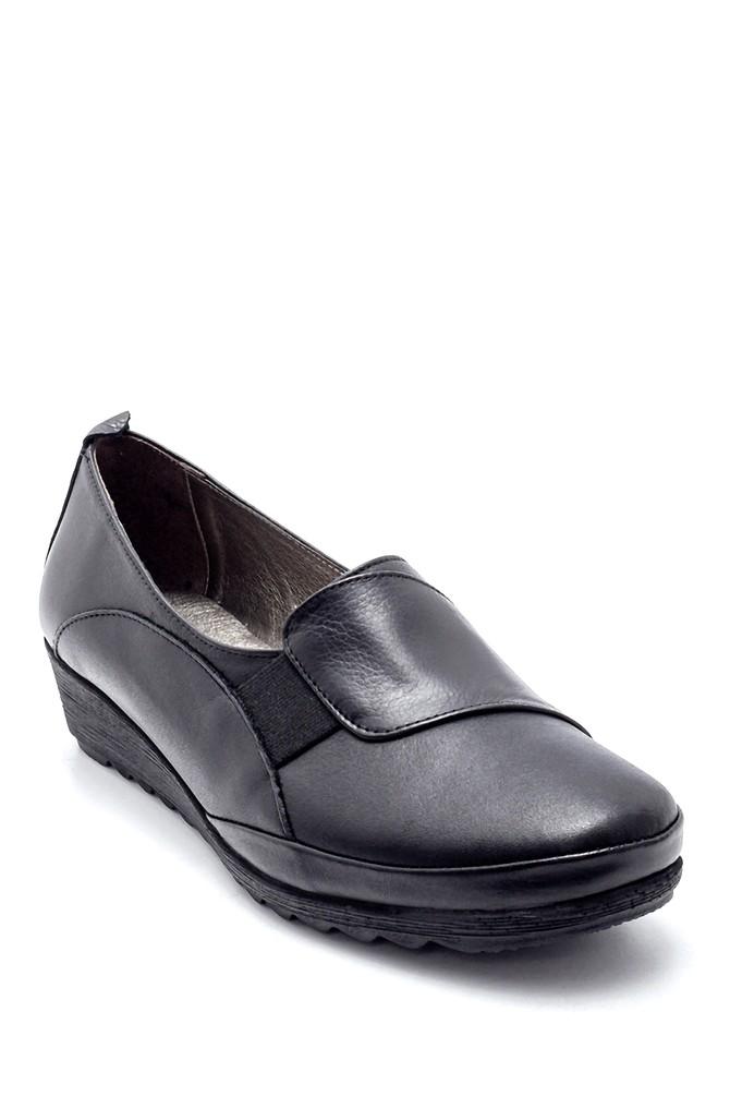 5638217024 Kadın Deri Ayakkabı