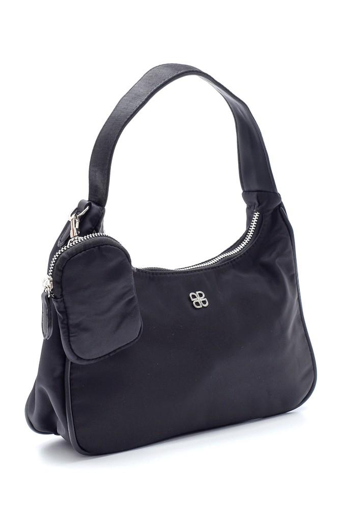 5638195356 Kadın Bozuk Para Cüzdanlı Baget Çanta
