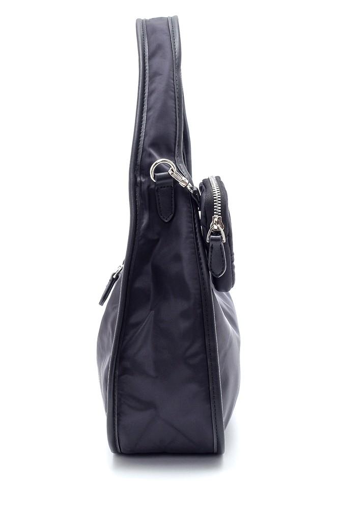 5638195352 Kadın Bozuk Para Cüzdanlı Baget Çanta