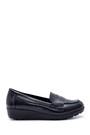 5638199365 Kadın Yılan Derisi Desenli Ayakkabı