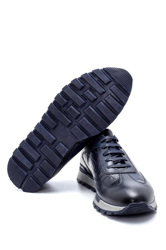5638203336 Erkek Deri Sneaker