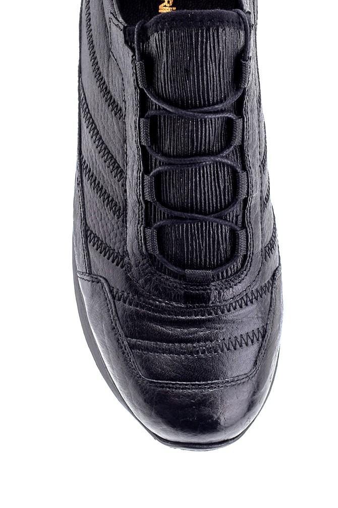 5638208296 Erkek Deri Sneaker