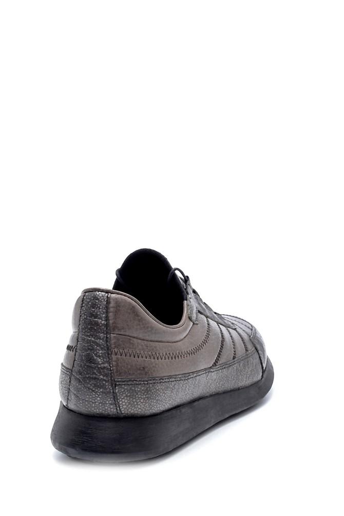 5638208280 Erkek Deri Sneaker