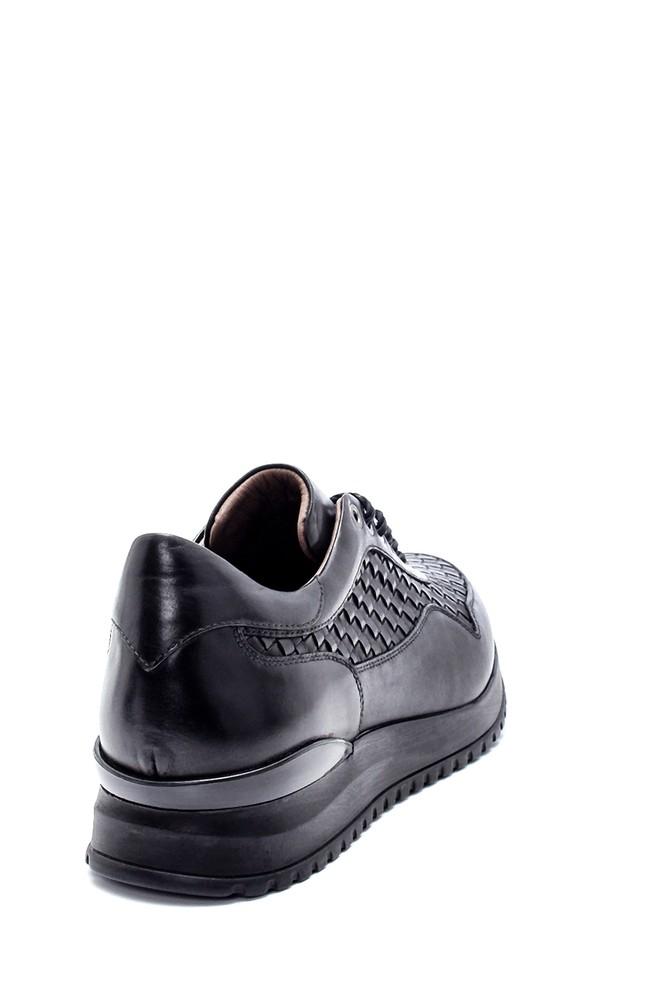 5638215113 Erkek Deri Sneaker
