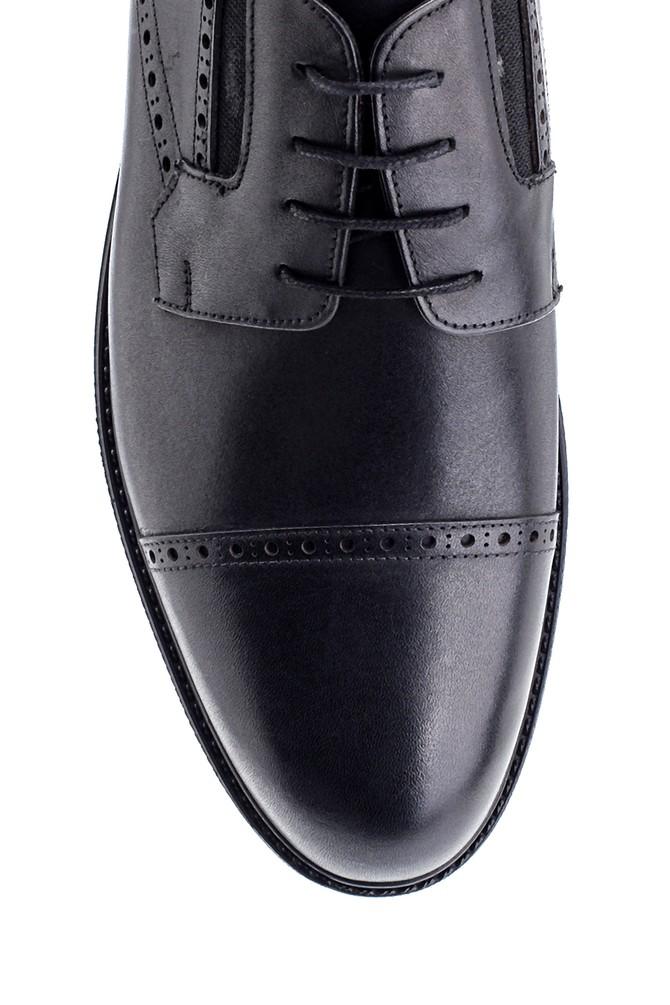 5638216433 Erkek Deri Klasik Ayakkabı