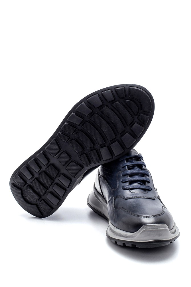 5638218590 Erkek Deri Sneaker