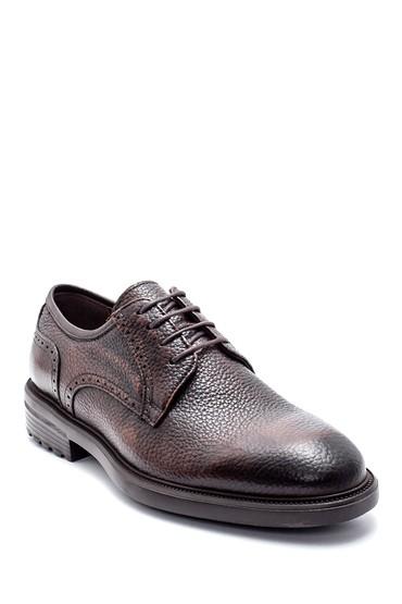 Kahverengi Erkek Deri Klasik Ayakkabı 5638218636