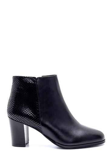 Siyah Kadın Topuklu Bot 5638213167