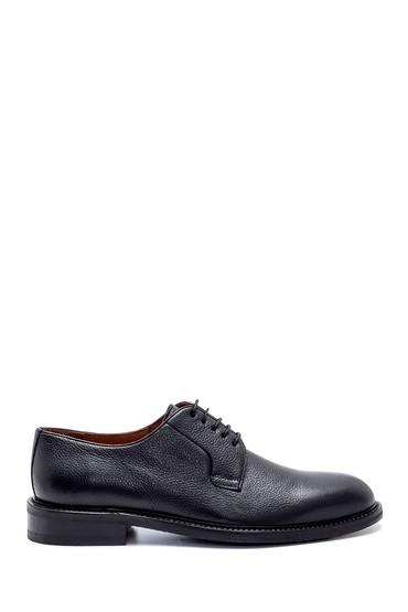 Siyah Erkek Deri Klasik Ayakkabı 5638230706