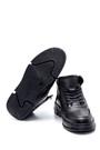 5638197321 Erkek Deri Sneaker