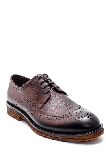 Kahverengi Erkek Deri Klasik Ayakkabı 5638199816