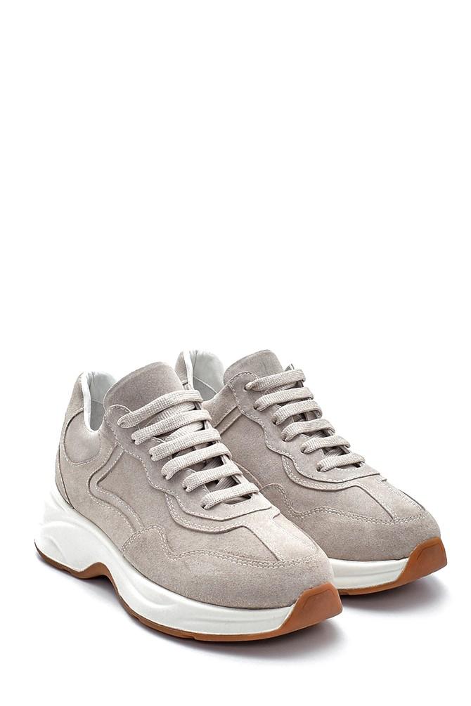5638216544 Kadın Süet Sneaker