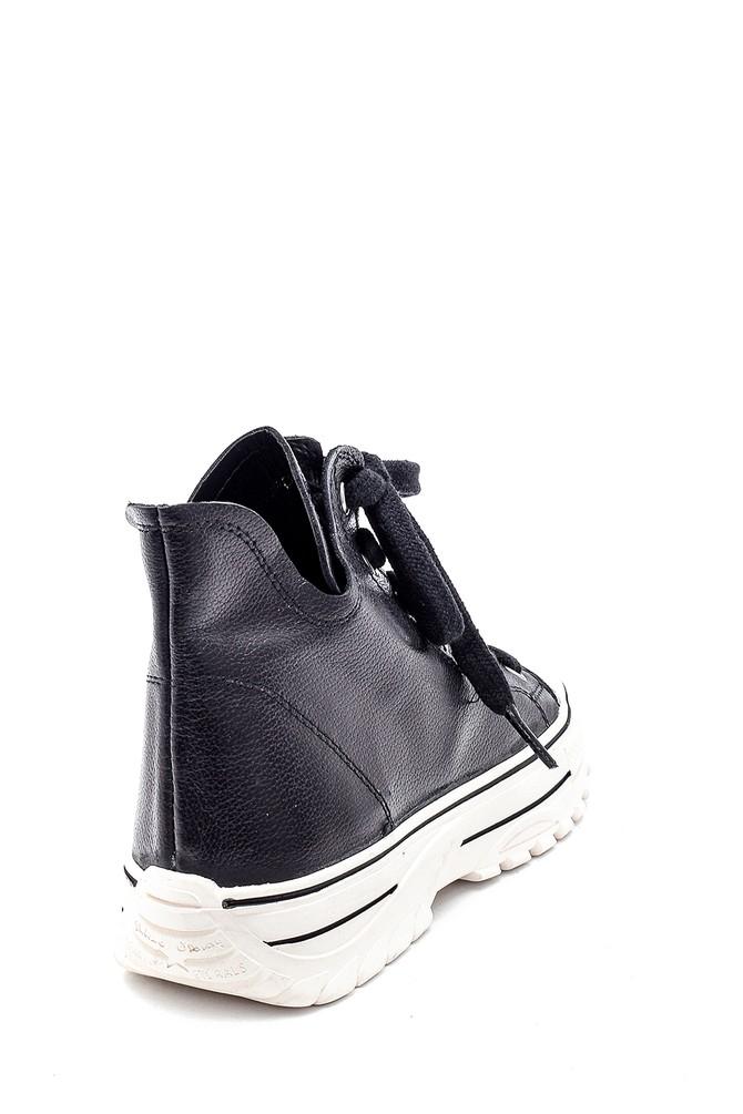5638183677 Kadın Deri Spor Ayakkabı