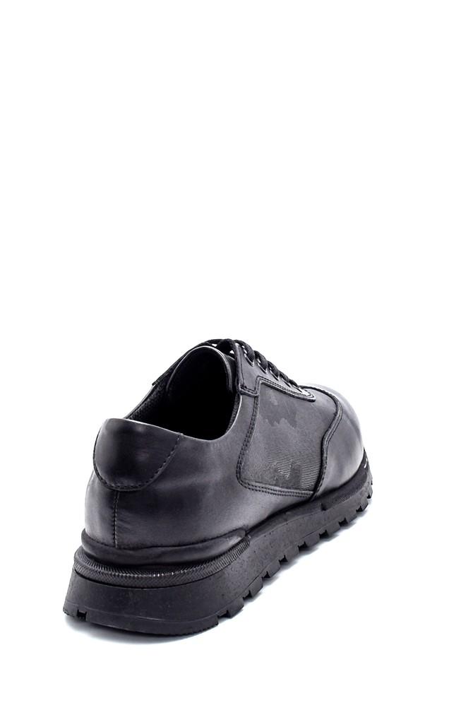 5638197229 Erkek Deri Sneaker