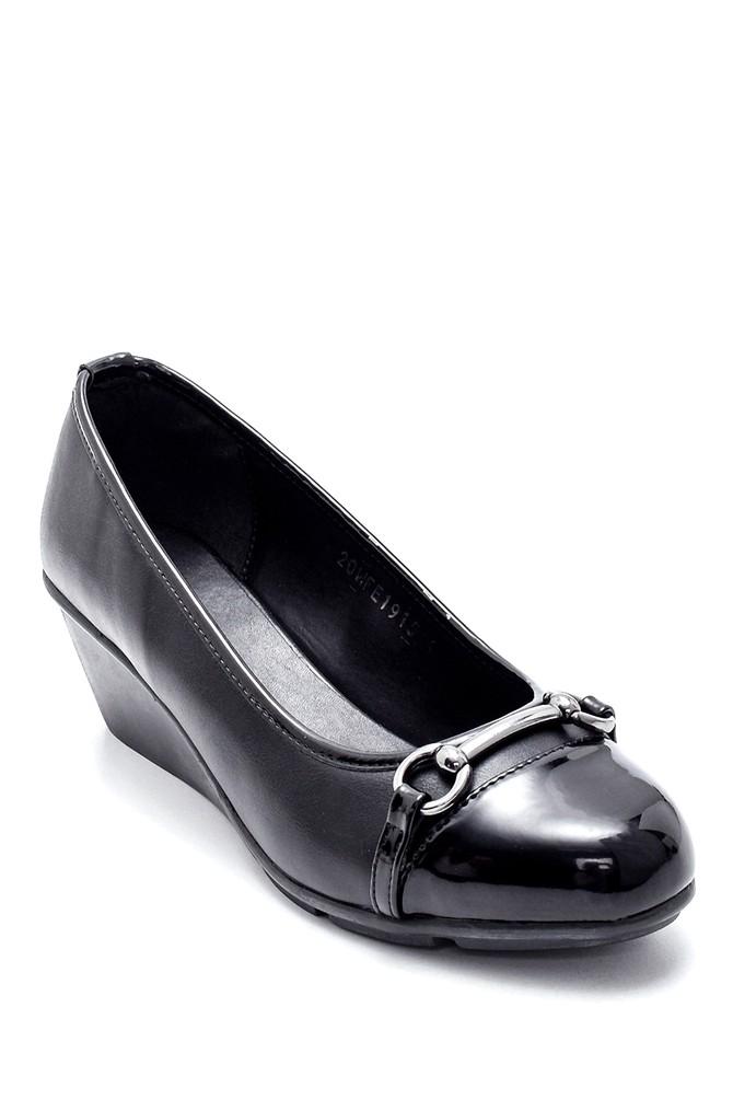 5638199534 Kadın Dolgu Topuklu Ayakkabı