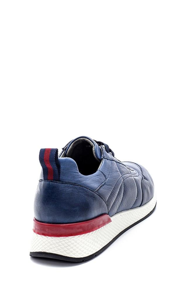 5638210829 Erkek Deri Sneaker
