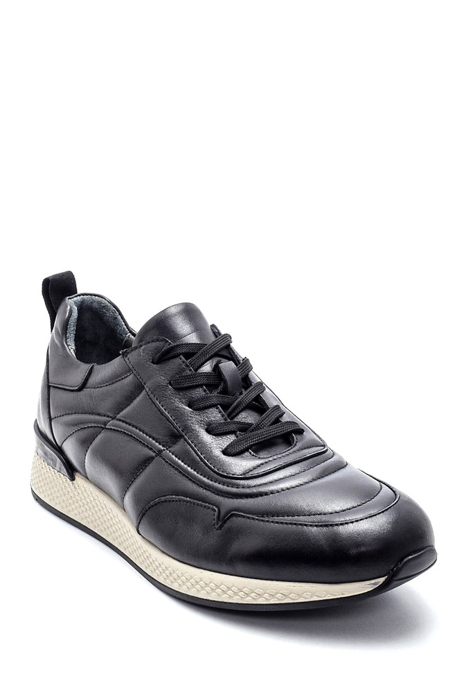 5638210831 Erkek Deri Sneaker