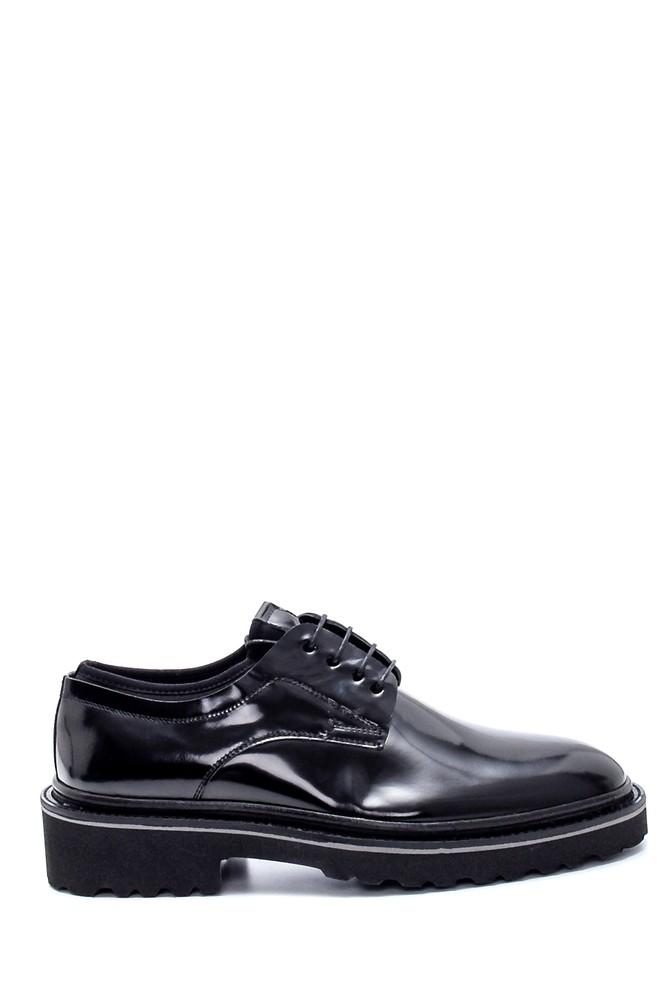 Siyah Erkek Deri Casual Ayakkabı 5638214856