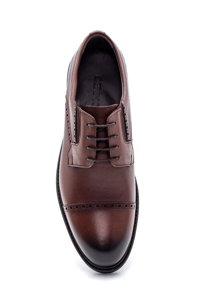 5638216447 Erkek Deri Klasik Ayakkabı