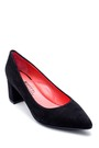 5638218017 Kadın Gritti for Derimod Topuklu Ayakkabı