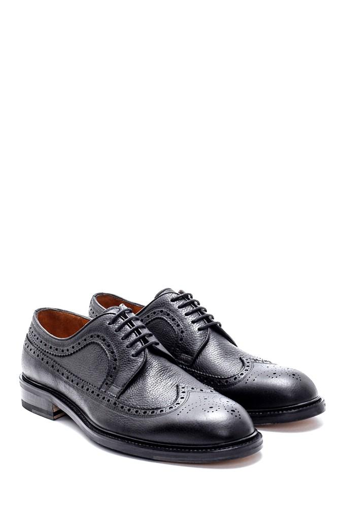 5638230717 Erkek Deri Klasik Ayakkabı