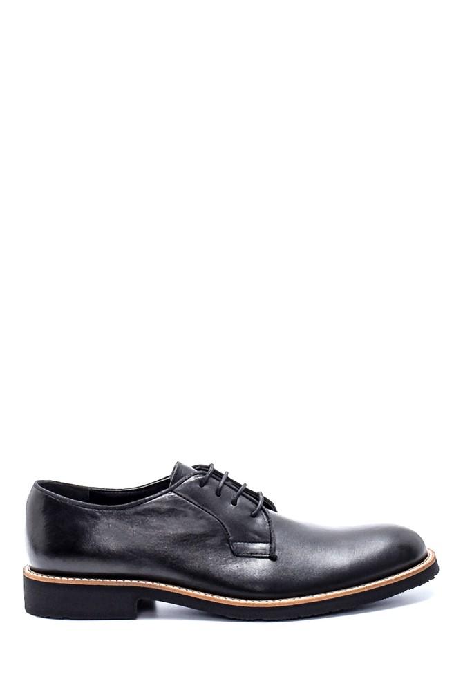 Siyah Erkek Deri Casual Ayakkabı 5638230780