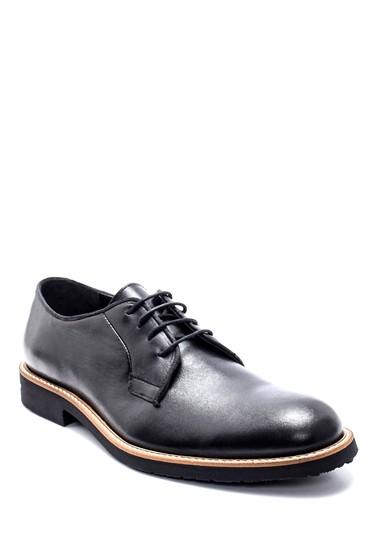Siyah Erkek Deri Casual Ayakkabı 5638230776
