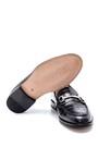5638232435 Kadın Deri Kroko Desen Loafer