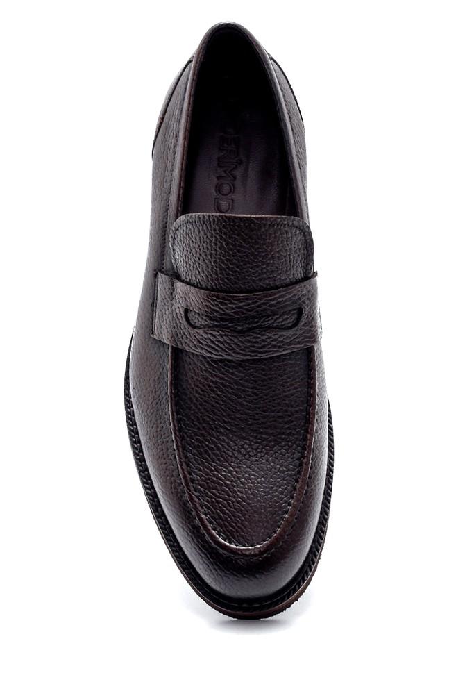 5638200227 Erkek Deri Klasik Ayakkabı