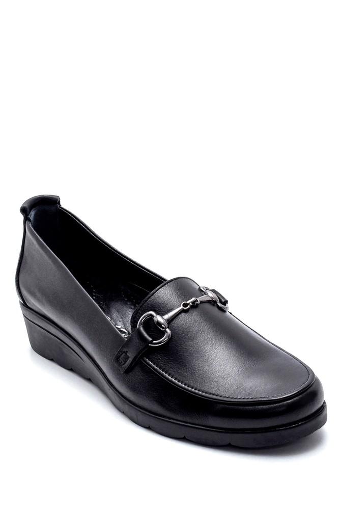 5638202629 Kadın Deri Ayakkabı