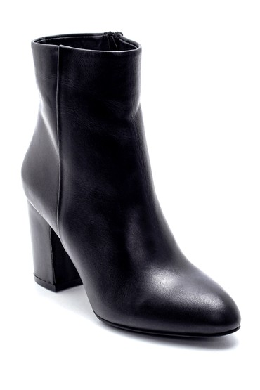 Siyah Kadın Deri Topuklu Bot 5638202910