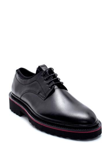 Siyah Erkek Deri Klasik Ayakkabı 5638214840