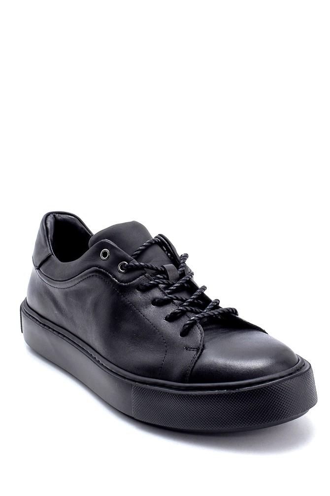 5638214983 Erkek Deri Sneaker