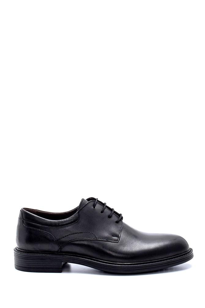 Siyah Erkek Deri Klasik Ayakkabı 5638216452