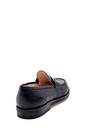 5638232471 Kadın Deri Yılan Derisi Desenli Loafer