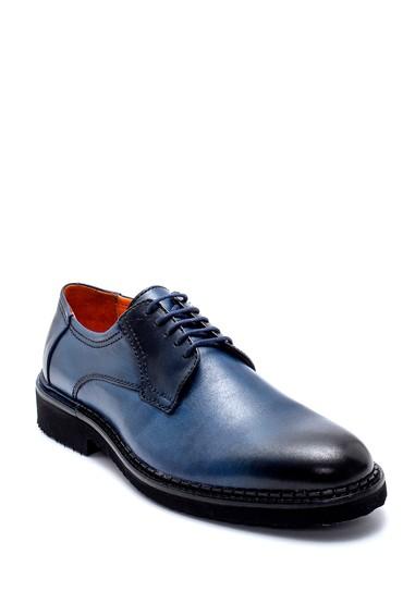 Lacivert Erkek Deri Klasik Ayakkabı 5638236946
