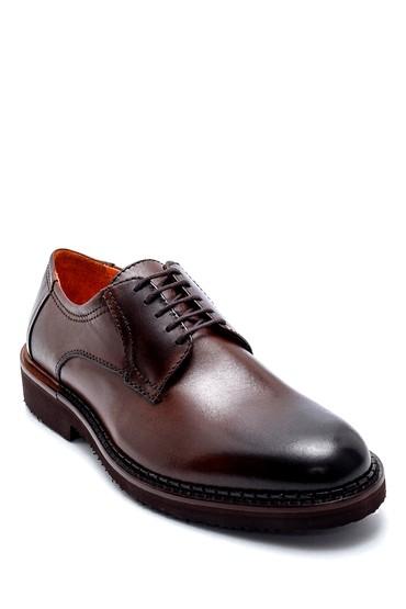 Kahverengi Erkek Deri Klasik Ayakkabı 5638236977