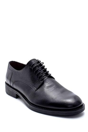 Siyah Erkek Deri Klasik Ayakkabı 5638208038