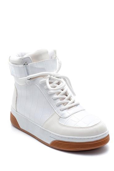Beyaz Kadın Spor Ayakkabı 5638237121