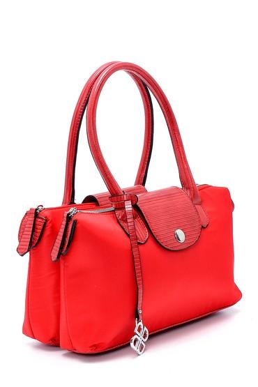 Kırmızı Kadın Omuz Çantası 5638197651