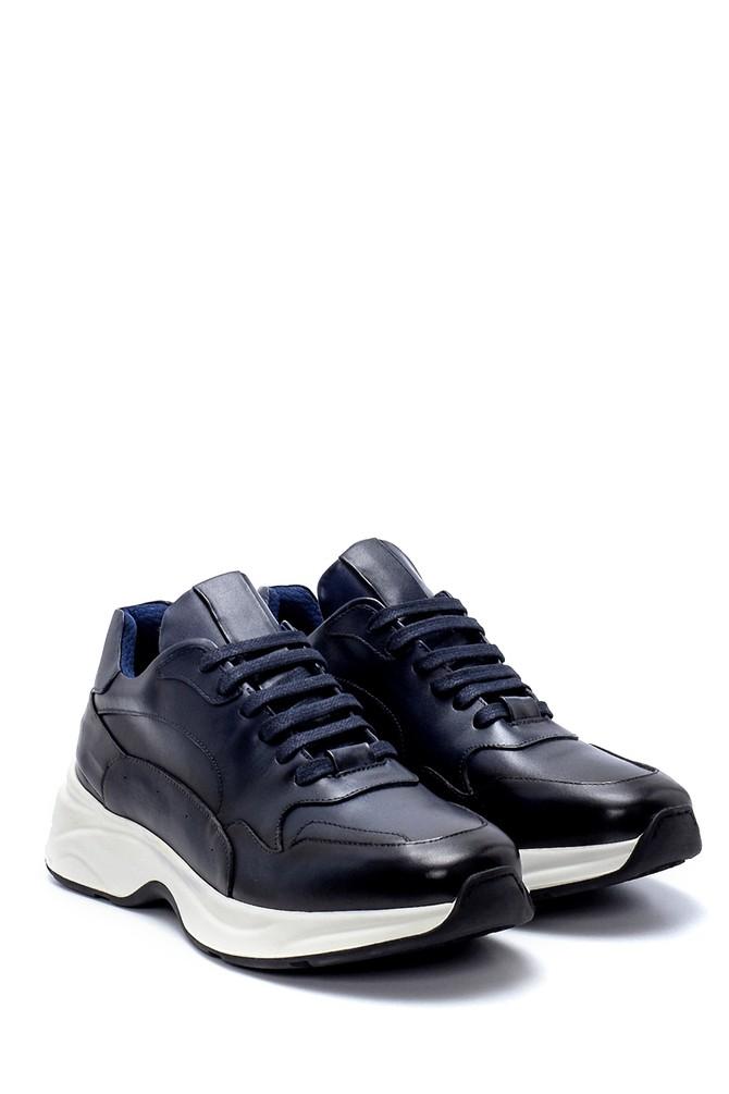 5638217837 Erkek Deri Sneaker