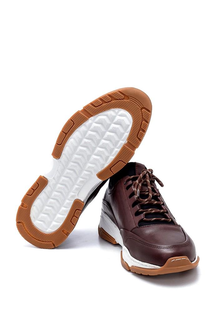 5638203777 Erkek Deri Sneaker