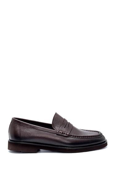 Kahverengi Erkek Deri Casual Ayakkabı 5638213632