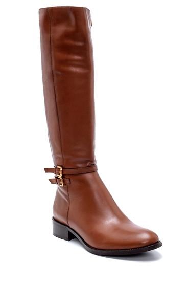 Kahverengi Kadın Deri Çizme 5638213011