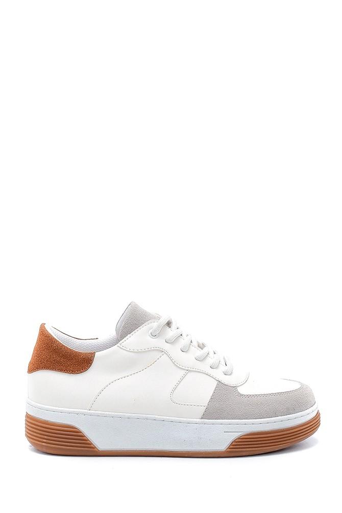 Beyaz Kadın Sneaker 5638234699