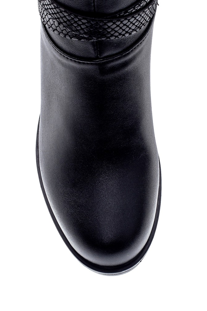 5638184124 Kadın Topuklu Bot