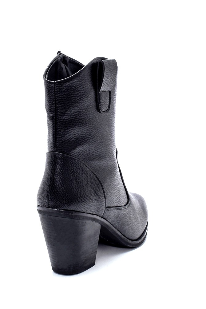 5638209109 Kadın Topuklu Kovboy Bot