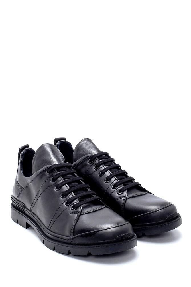 5638230634 Erkek Deri Sneaker
