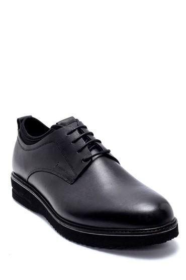 Siyah Erkek Deri Klasik Ayakkabı 5638257995