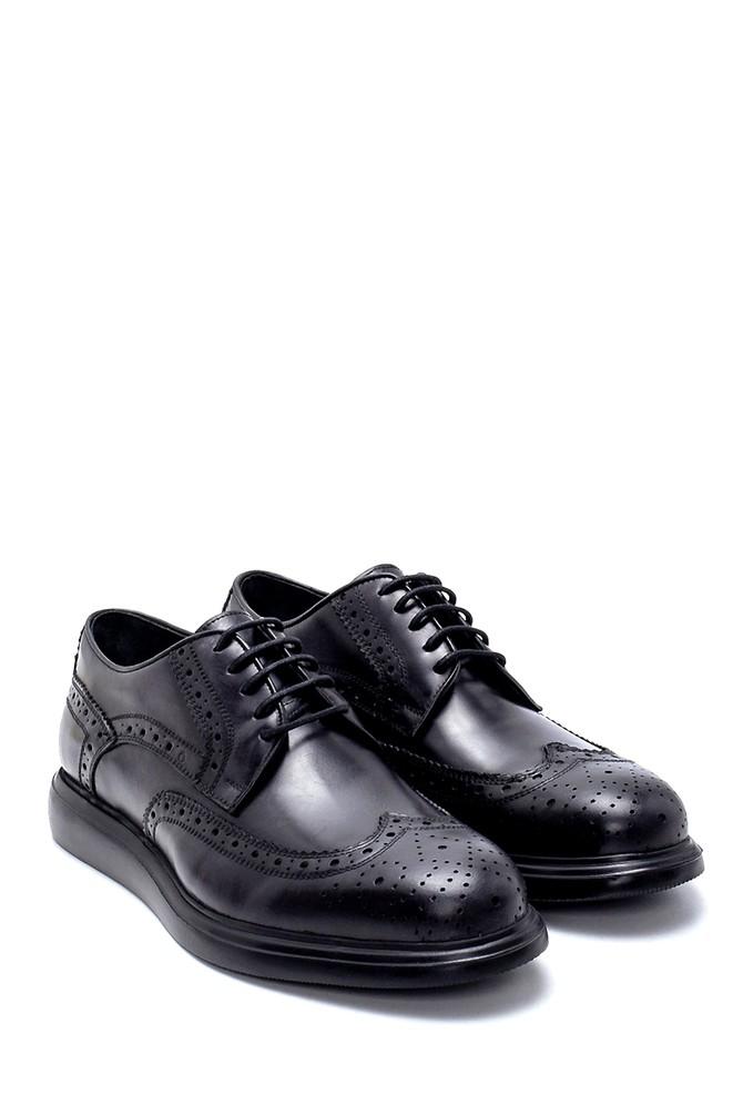 5638212340 Erkek Deri Klasik Ayakkabı